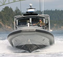 Marine Security Services And Safety Boats