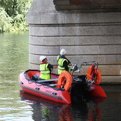 Rescue Boat Services And Safety Boat Hire Birmingham