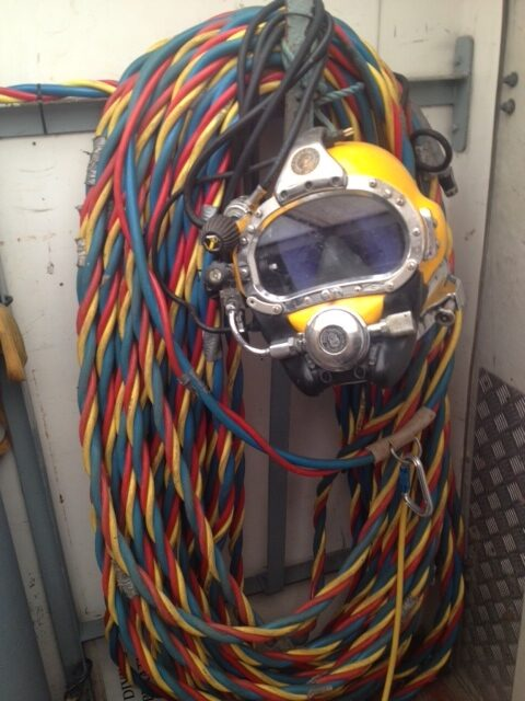 Kirby Morgan Dive Equipment For Sale